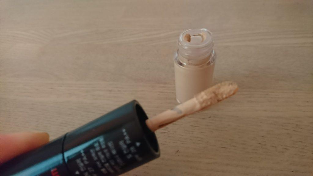 The Saem カバーアイデュアルコンシーラー デュオは便利で使いやすい!
