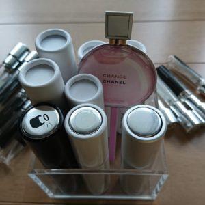 2020 購入した香水17本を全部紹介するよ!