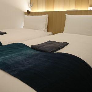 TSUKI Hotel 〜日本の美意識を感じる築地にあるホテルーお部屋編