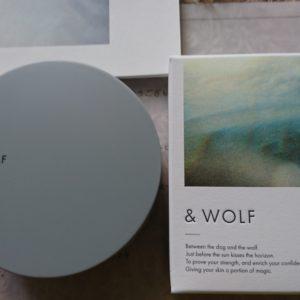 N Organic – & WOLF  セラムリキッドファンデの50代のレビュー